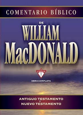 Comentario Bíblico William MacDonald (Tapa Dura) [Libro]