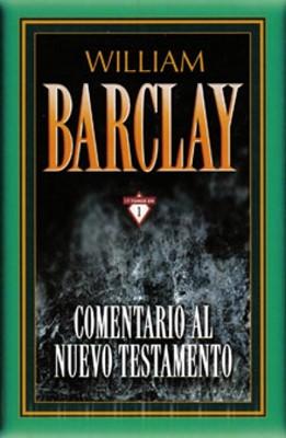 Comentario Bíblico Barclay (Tapa Dura) [Libro]