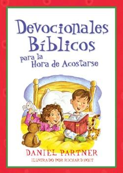 Devocionales Bíblicos Para la Hora de Acostarse (Tapa Rústica) [Libro Bolsillo]