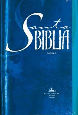 Biblia SBU 040e Azul (Tapa Rústica) [Biblia]