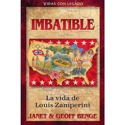 Imbatible - Louis Zamperini (Tapa Rústica) [Libro]