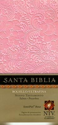 Nuevo Testamento de Bolsillo Rosa (Tapa Suave) [Nuevo Testamento]