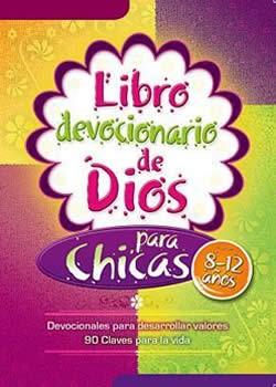 Libros Devocionario Para Chicas (Tapa Rústica) [Libro]