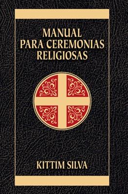 Manual Para Ceremonias Religiosas (Tapa Dura) [Libro]