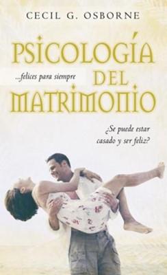 Psicología del Matrimonio (Tapa Rústica) [Libro Bolsillo]