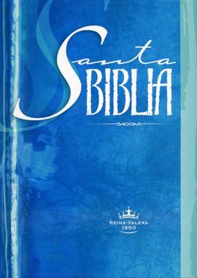 Biblia - 043e Tapa Dura Azul (Tapa Dura) [Biblia]