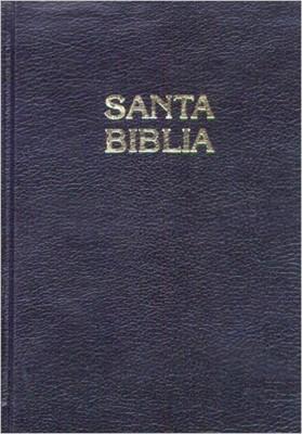 Biblia - 043 Tapa Dura Negro (Tapa Dura) [Biblia]
