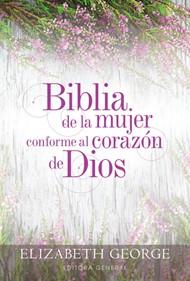 Biblia Mujer Conforme al Corazón de Dios