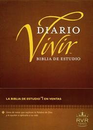 Biblia Estudio Diario Vivir RVR60 TD
