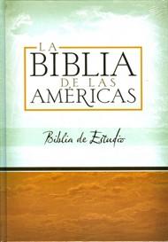 Biblia De Las Américas Estudio