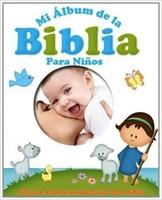 Mi Álbum de la Biblia Para Niños