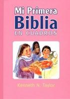 Mi Primer Biblia en Cuadros