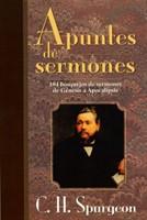 Apuntes de Sermones (Tapa Rústica) [Libro]