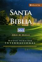 Biblia NVI Bolsillo Imitación