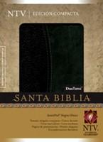 Biblia NTV Compacta Negro/Onice