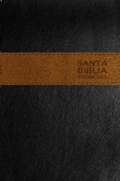 Biblia NTV Promesas Negro Cafe