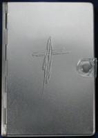 Biblia NTV Metal Plata