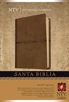 Biblia Ultrafina Senti Piel Café