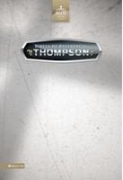 Biblia Thompson Piel Negra