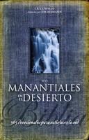 Biblia NVI Manantiales en el Desierto