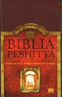 Biblia Peshitta Imitación Cuero
