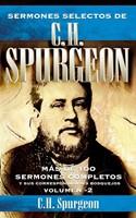 Sermones Selectos de Charles Spurgeon 2 (Tapa Dura) [Libro]