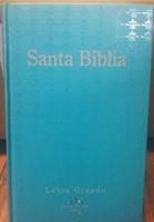 Biblia SBU Letra Grande Celeste