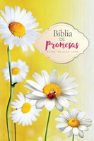 Biblia de Promesas Flores