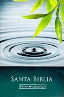 Biblia CLC Rústica Gota de Agua
