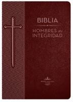 Biblia Hombres de Integridad Piel Marrón