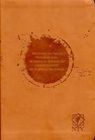 Biblia CLC Compacta Marrón