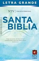 Biblia NTV Letra Grande Tapa Dura