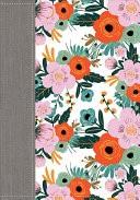 Biblia de Estudio Mujer Conforme al Corazón de Dios Edición Limitada Flores