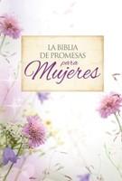 Biblia de Promesas con cierre Floral
