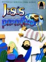 Jesús sana a un Paralitico
