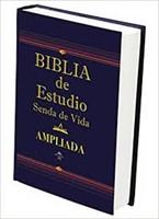 Biblia de Estudio Senda de Vida Ampliada