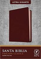 Biblia NTV Letra Gigante Vino