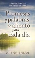 Promesas y Palabras de Aliento