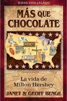 Mas que chocolate - La vida de Milton Hershey
