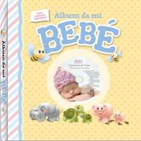 Álbum de Mi Bebé con CD