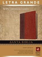 Biblia NTV UltraFina Letra Grande Cafe