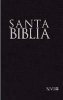 Biblia NVI Compacta Imitación Piel Negro