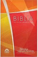 Biblia Económica NBD (Nueva Biblia al Día) (Tapa Rustica)