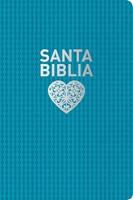 Biblia NTV Letra Grande Simil Piel Azul