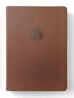 Biblia de la Reforma Simil Piel Cáfe