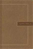 Biblia Letra Gigante  Nueva Biblia de las Américas