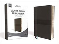 Biblia Letra Gigante NBLA Negro