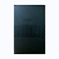 Biblia Letra Grande Reina Valera 1960 con Cierre Negro