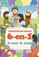 Amor de Jesús Biblia de Rompecabezas