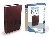 Biblia NVI Premio Y Regalo Imitación Piel Café